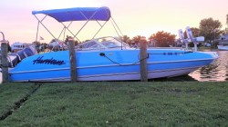 2001 Hurricane 237 Fully Updated w/Service Records