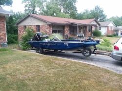 2011 Stinger 175 Bass Boat