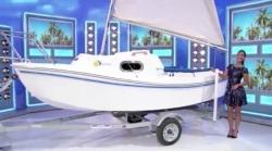 2016 Ventura Sport Sailboat
