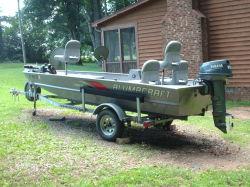 2008 Alumacraft Angler SC