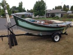 Alumaweld 16 Drift Boat - Excellent - $4800