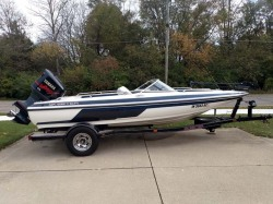 2003 SL 190 Fish and Ski like new low hours