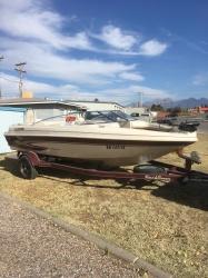 98 Glastron 18.5 Fish and Ski Boat