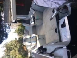 Smoker Craft Aluminum Boat 16 ft. Pro Kenai