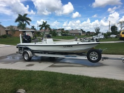 2003 Action Craft 1802 TE