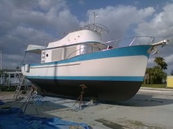 Willard 36 sedan Island Seeker
