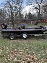 Ranger 365V Bass Boat