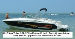 268 SS - Super Sport (2017 new engine - 8 hrs)