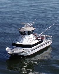 CUSTOM 2006 40 Fishing Yacht! Ocean Fishing AND Cruising!