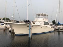 Hatteras 45 Sportfish/Convertible
