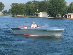 1959 Chris Craft Silverarrow