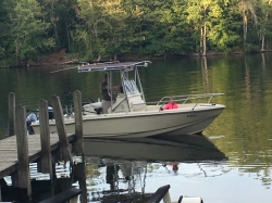 Center Console 202 Sport Fish Boat