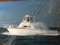 2000 Fino Motion 43 Custom Aluminum Sports Fish Catamaran