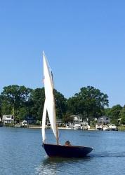H 12 1/2 sloop in Maryland