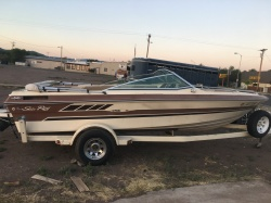 1986 Sea Ray Seville Open Bow 165hp I/O $6500