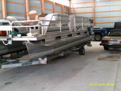 pontoon-boat-manitou-osprey-24ft boat image
