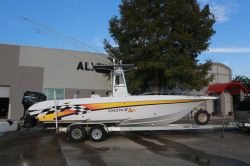 donzi-zf28-center-console-fishing-boat-for-sale-with-trailer boat image