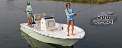 2015 Viper 200 Bay Boat