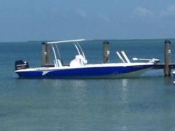 VELOCITY 260 BAY BOAT, STEVE STEPPS PERSONAL BOAT!