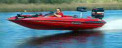 2016 - Allison Boats - XB-2002 Bass Boat