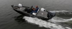 2014 - Alumacraft Boats - Pro 165