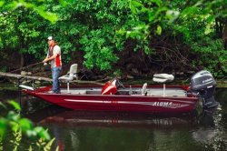 2020 - Alumacraft Boats - 165 Prowler