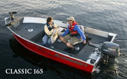 Alumacraft Boats - Classic 165 Tiller
