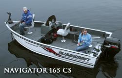2010 - Alumacraft Boats - Navigator 165 CS