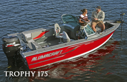 2010 - Alumacraft Boats - Trophy 175