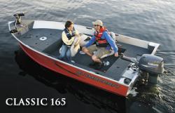 2010 - Alumacraft Boats - Classic 165 Tiller