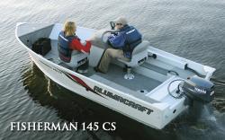 2010 - Alumacraft Boats - Fisherman 145 CS