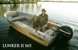 2010 - Alumacraft Boats - Lunker II 165