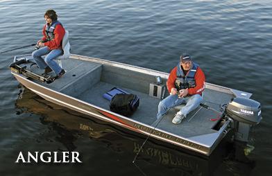 Research 2010 alumacraft boats angler tiller on for 16 foot aluminum boat motor size