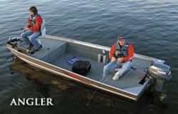 2010 - Alumacraft Boats - Angler Tiller