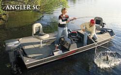 2010 - Alumacraft Boats - Angler SC