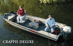 2010 - Alumacraft Boats - Crappie Deluxe