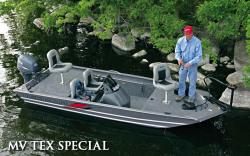 2010 - Alumacraft Boats - MV Tex Special