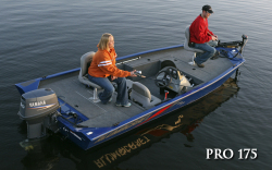 2010 - Alumacraft Boats - Pro 175
