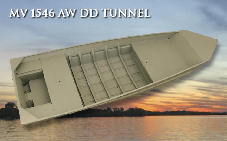 Alumacraft Boats For Sale >> Research 2010 - Alumacraft Boats - MV 1546 AW DD TUNNEL on ...
