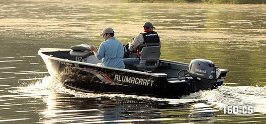 Research 2011 Alumacraft Boats Fisherman 160 Cs On
