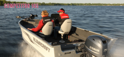 2012 - Alumacraft Boats - Competitor 165 CS