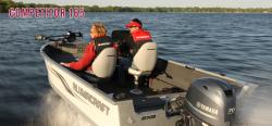 2012 - Alumacraft Boats - Competitor 165 Tiller