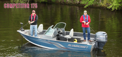 2012 - Alumacraft Boats - Competitor 175 CS