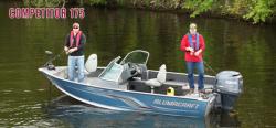2012 - Alumacraft Boats - Competitor 175 Tiller