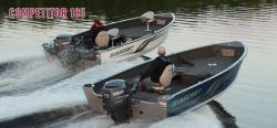 2012 - Alumacraft Boats - Competitor 185 CS