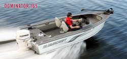 2012 - Alumacraft Boats - Dominator 165 Sport