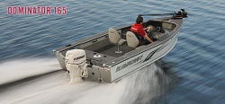 2012 - Alumacraft Boats - Dominator 165 CS