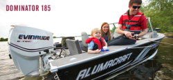 2012 - Alumacraft Boats - Dominator 185 CS