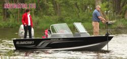 2012 - Alumacraft Boats - Navigator 175 Sport