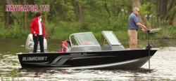 2012 - Alumacraft Boats - Navigator 175 CS
